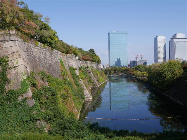 大阪城東外町(外濠)