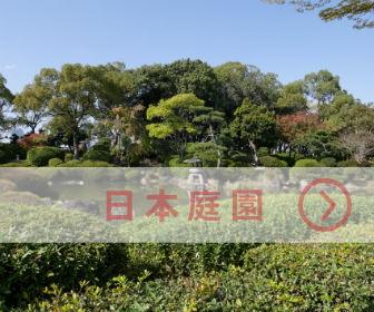 大阪城「日本庭園」