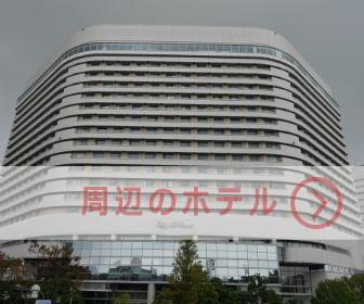 大阪城周辺のホテル