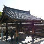 大阪城「金名水井戸屋形」