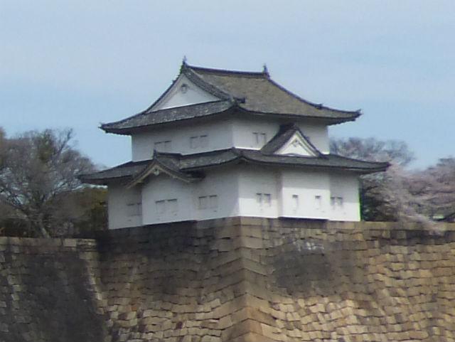 大阪城「六番櫓」