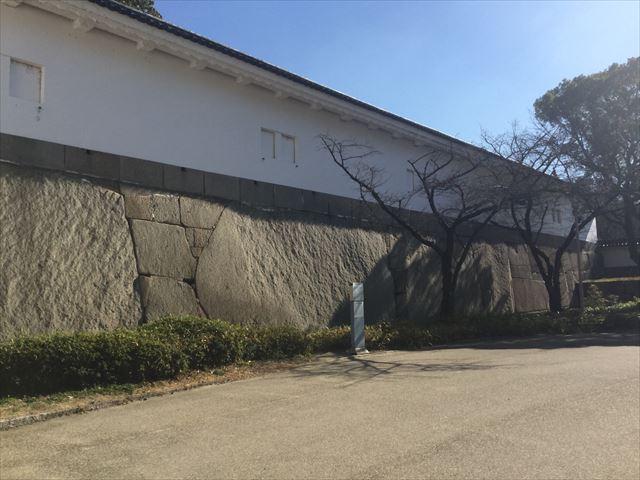 大阪城「多聞櫓」続櫓