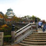 大阪城「極楽橋」
