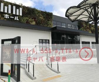 COOL JAPAN PARK OSAKA「WWホール」入口付近